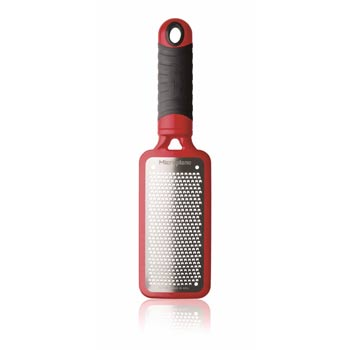 Home Series Fine Cheese Grater- Red