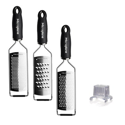 4pc Gourmet Cheese Grater Bundle