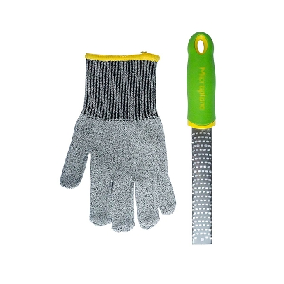 Kids Cooking Tools (Glove and Zester)