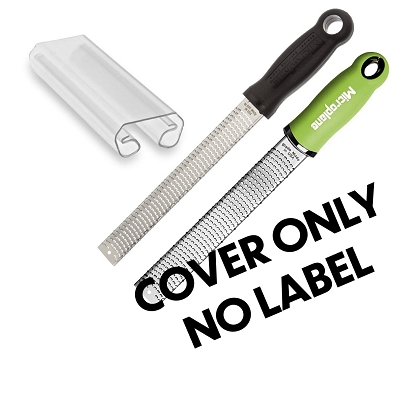 Zester/Grater Protective Cover Only - Fits Premium Classic or Classic Zesters
