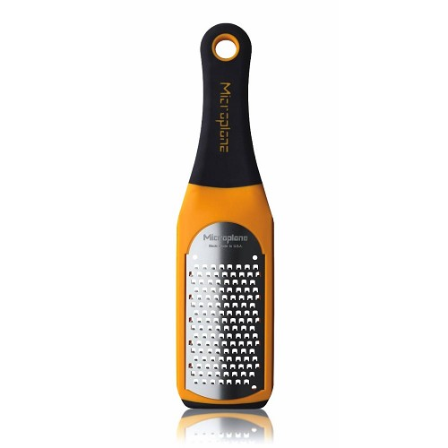 Artisan Series Coarse Cheese Grater - Yellow