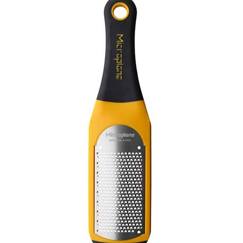 Artisan Series Fine Cheese Grater - Yellow