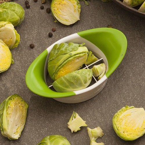 Brussels Sprout Slicer Prep Tool